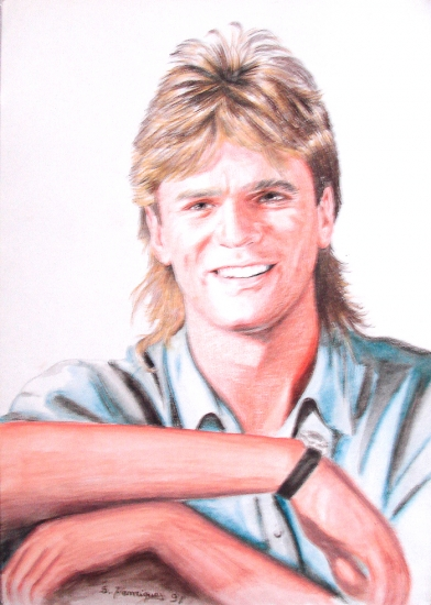 Richard Dean Anderson by wisewyn